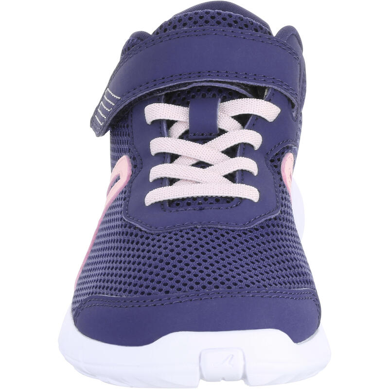 Zapatillas Marcha Para Niños Soft 140 Fresh Azul Marino / Coral
