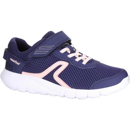 Soft 140 Fresh kids' walking shoes navy/coral