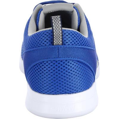 Soft 140 Mesh Men's Fitness Walking Shoes - Blue/Grey