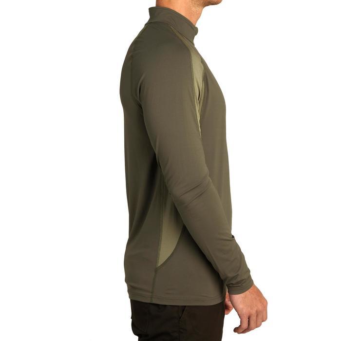 Tee shirt SG900 respirant manches longues vert - 1063827