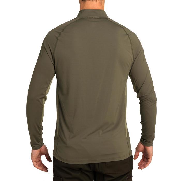 Tee shirt SG900 respirant manches longues vert - 1063836
