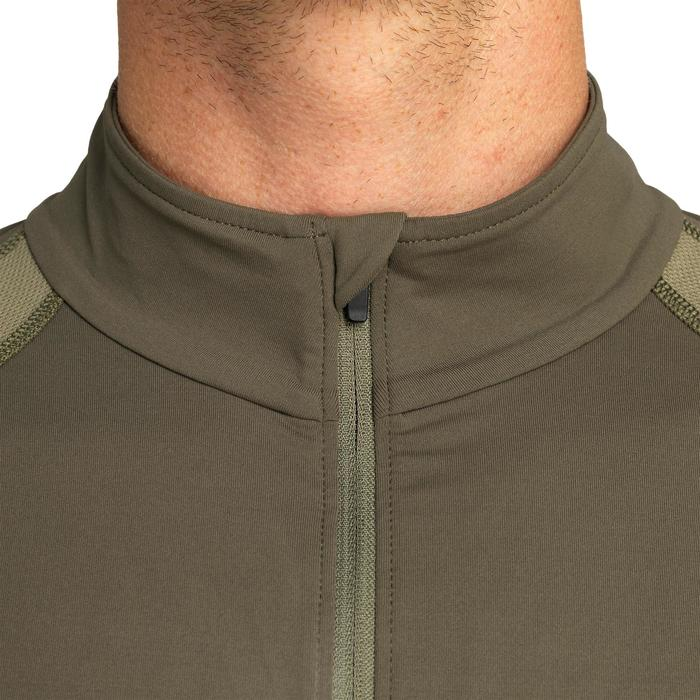 Tee shirt SG900 respirant manches longues vert - 1063838