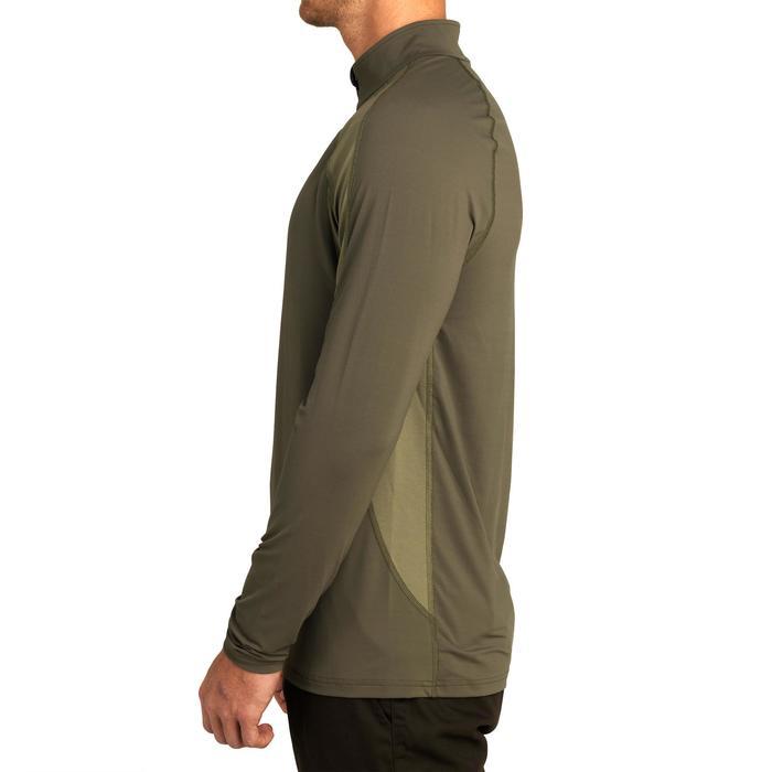 Tee shirt SG900 respirant manches longues vert - 1063845