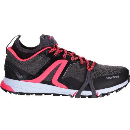 NW 900 Flex-H women's Nordic walking shoes black/pink
