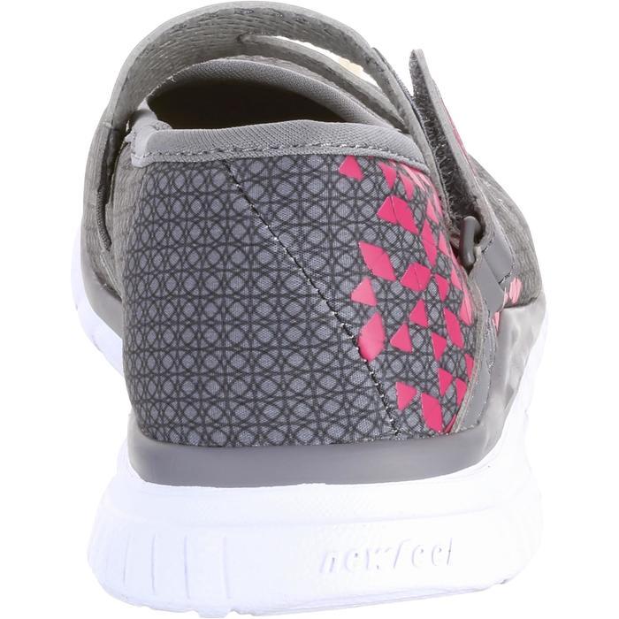 Chaussures marche sportive enfant ballerine marine - 1063875