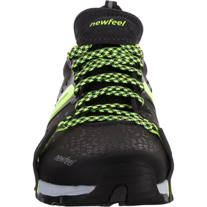 Chaussures marche nordique homme NW 900 noir / vert - 1063876