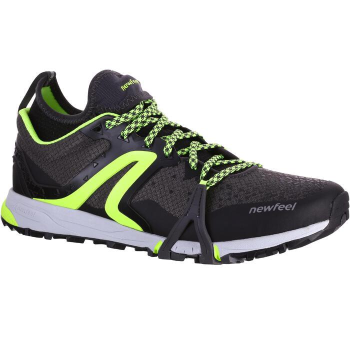 Chaussures marche nordique homme NW 900 noir / vert - 1063967