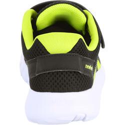 Sportschuhe Soft 140 Fresh Kinder schwarz/gelb