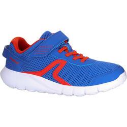 兒童款健走鞋Soft 140 Fresh-藍色/紅色