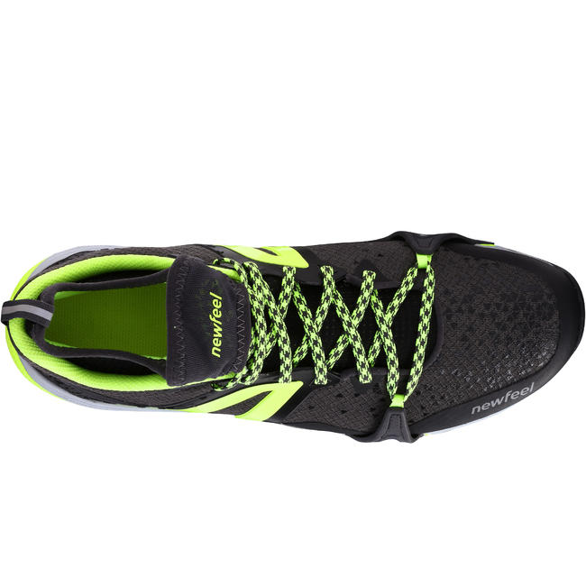 Nordic Walking Shoes for Men NW 900 Flex-H - Black/Green
