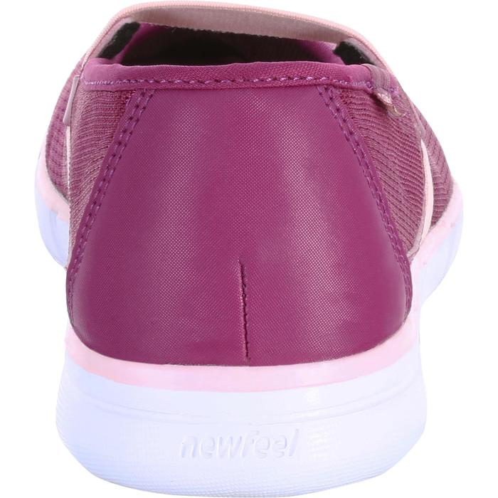 女款健走芭蕾舞鞋Soft 520-紫色/粉紅色
