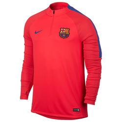 Trainingsjack FC Barcelona volwassenen rood