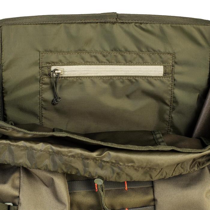 Rugzak voor de jacht X-Access 50 liter groen