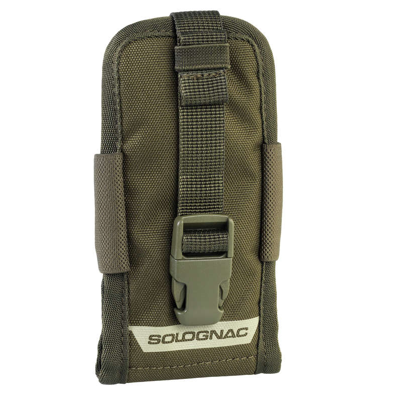 BAGS Shooting and Hunting - X-ACCESS HOLDALL POUCH SOLOGNAC - Hunting and Shooting Accessories