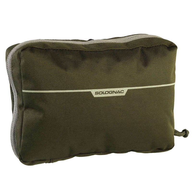 BAGS Shooting and Hunting - X-Access Secure Zipped Pouch SOLOGNAC - Hunting and Shooting Accessories