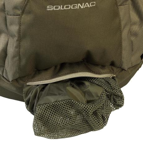 sac dos x access 20 litres petit gibier solognac. Black Bedroom Furniture Sets. Home Design Ideas