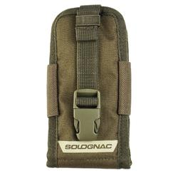 Bolsa Caza Solognac All Fit X-ACCESS Telefono Radio Walkie Telemetro Verde