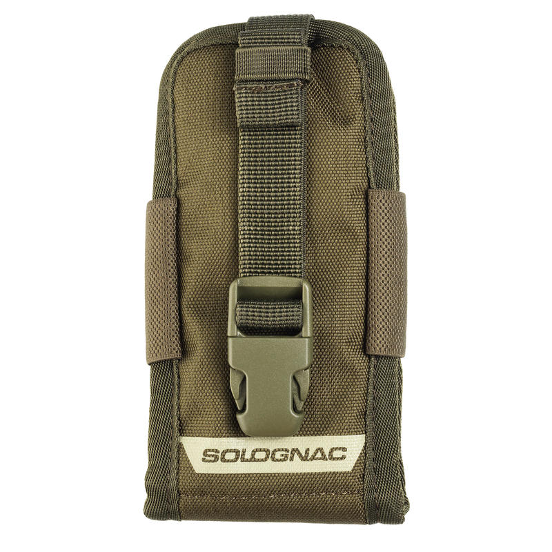 WILD DISCOVERY X-ACCESS HOLDALL POUCH FOR TELEPHONE TALKIE RADIO RANGE FINDER