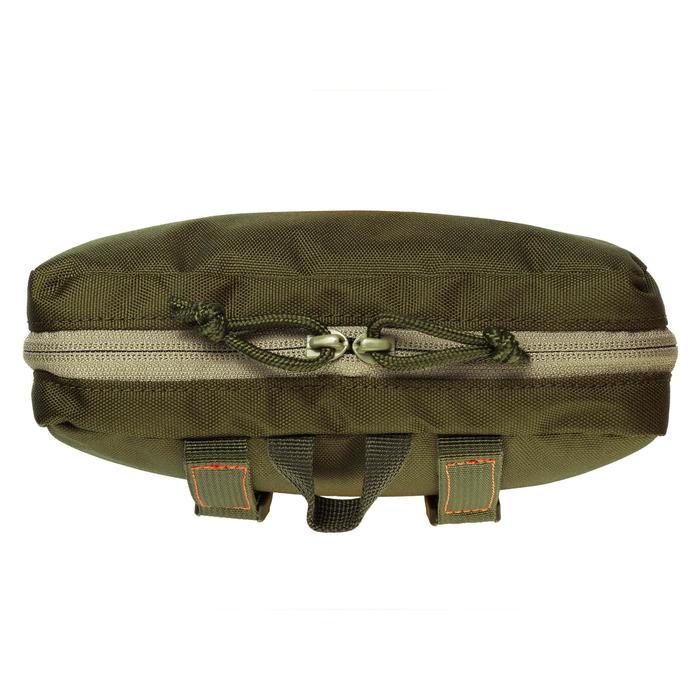 Bolsa Caza Solognac Secu Zip X-ACCESS 1.5 Litros Cremallera Verde