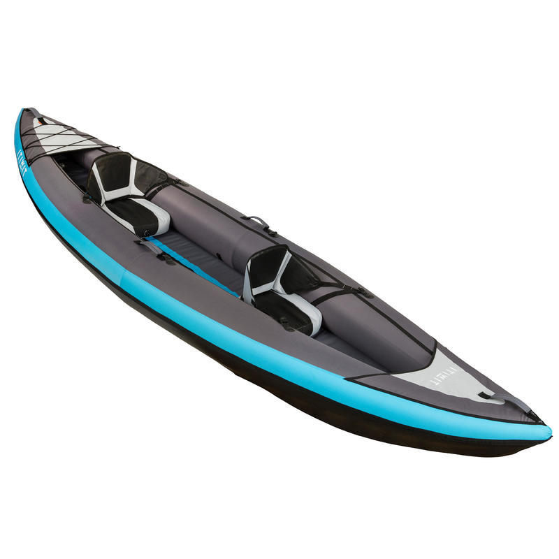SIZE S KAYAK OR STAND-UP-PADDLE FIN BLACK