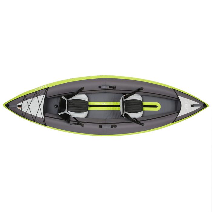 CANOE KAYAK GONFLABLE 1/2 PLACES - 1064357