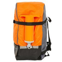 Opblaasbare toerkajak 2/3 personen oranje