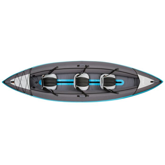 CANOE KAYAK GONFLABLE 2/3 PLACES - 1064380