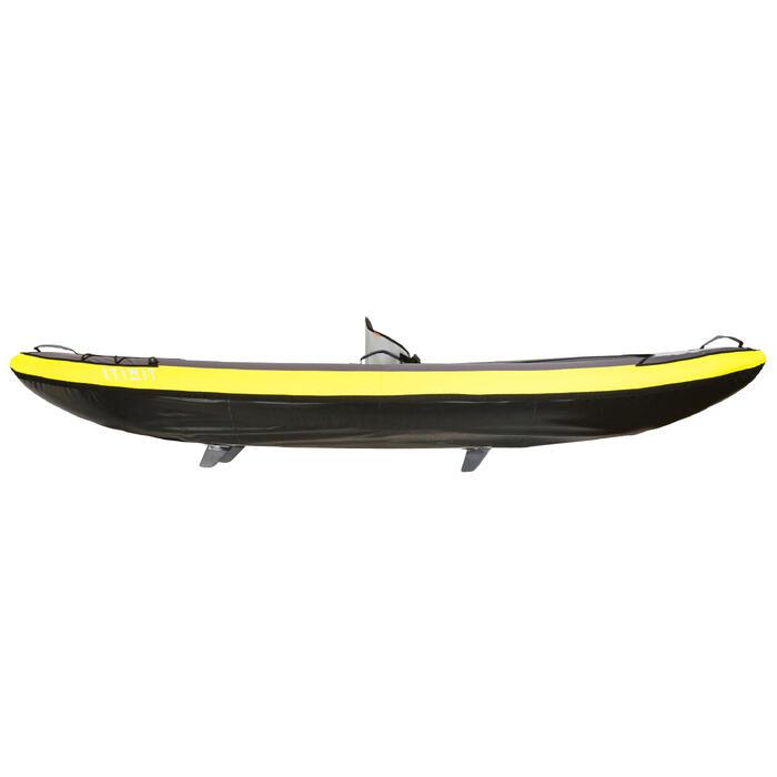 CANOE KAYAK GONFLABLE 1 PLACE  JAUNE - 1064390