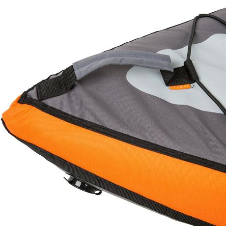 canoe kayak gonflable 2 3 places orange itiwit. Black Bedroom Furniture Sets. Home Design Ideas