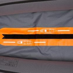 充氣式2/3人座巡航獨木舟-橘色