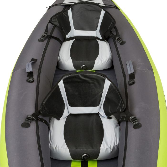 CANOE KAYAK GONFLABLE 1/2 PLACES - 1064398