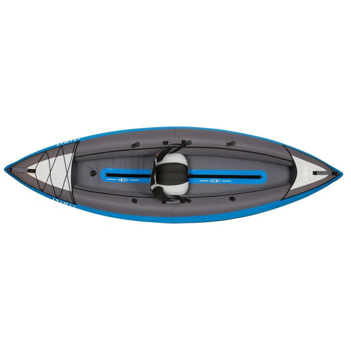 CANOE KAYAK GONFLABLE 1/2 PLACES - 1064415