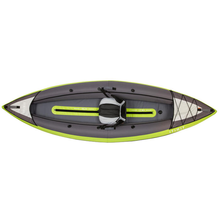 CANOE KAYAK GONFLABLE 1/2 PLACES - 1064422