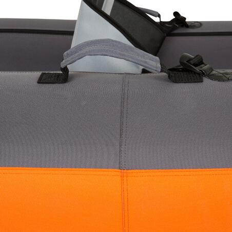 Inflatable kayak - 2/3 seats
