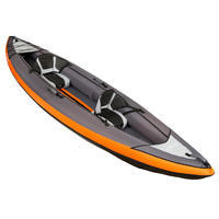 INFLATABLE CRUISING KAYAK 2/3 PLACES ORANGE