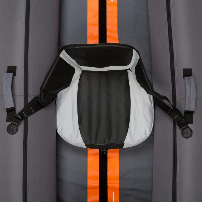 Kajak aufblasbar 2/3-Sitzer orange
