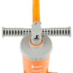 雙向皮划艇充氣筒 2 X 1.4L-橙色