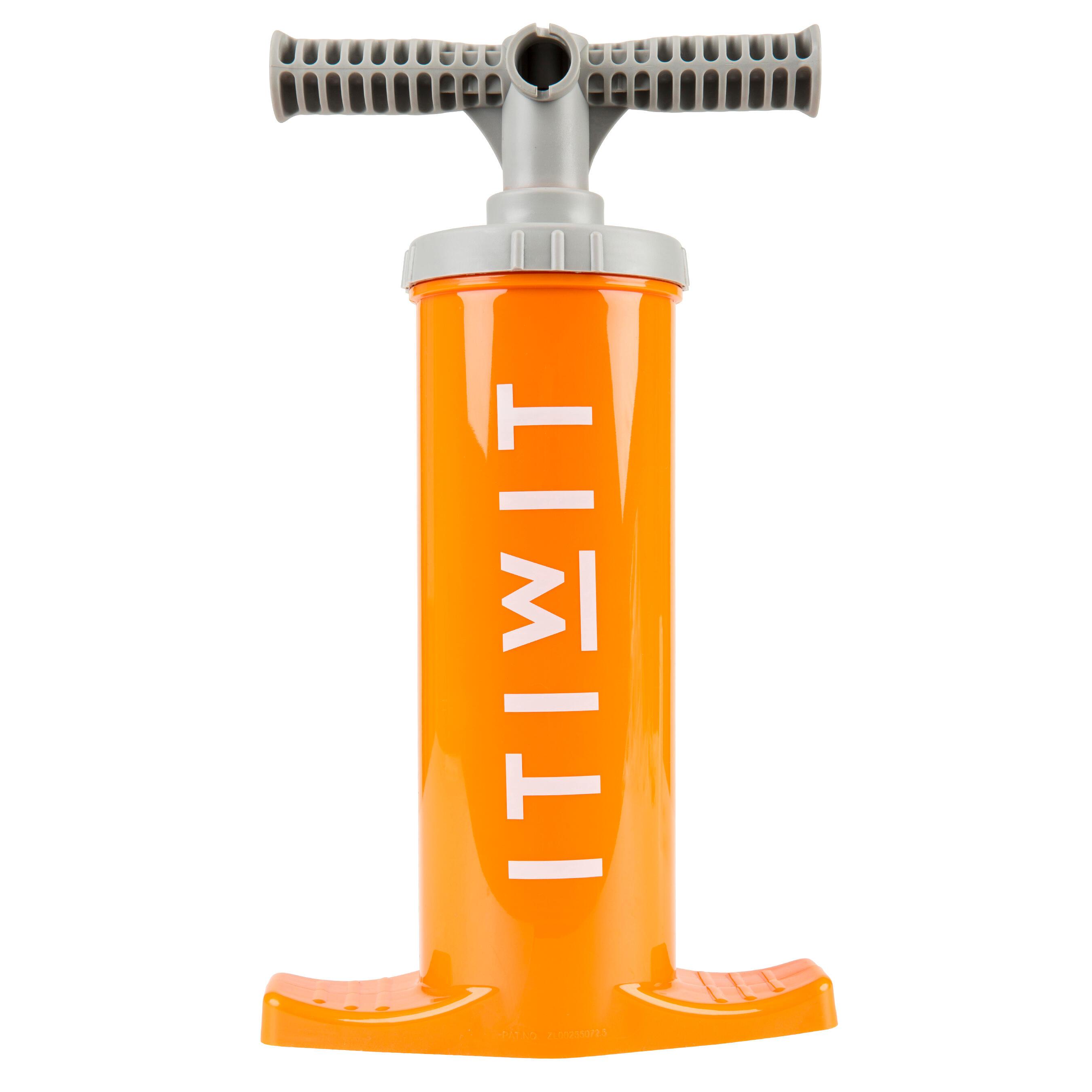 POMPE À MAIN 2 x 1,4 L orange