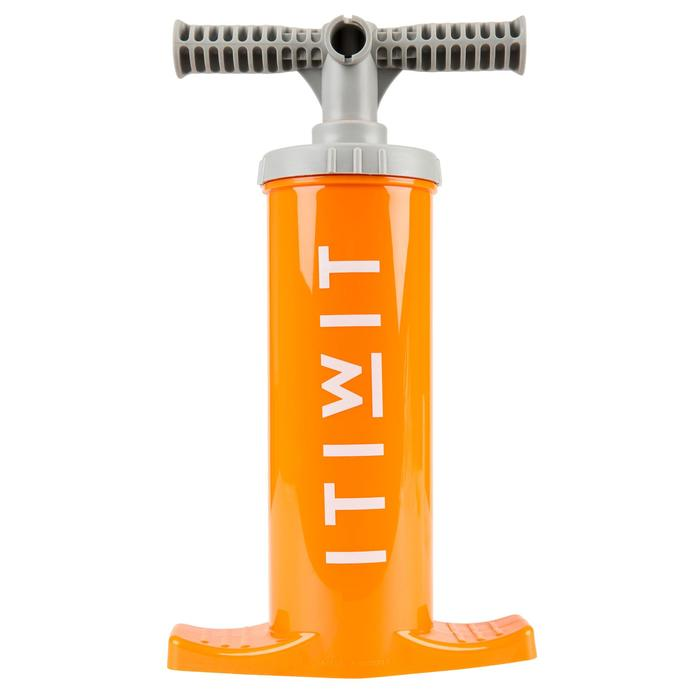 Bomba Manual Kayak Itiwit Doble Acción 2 X 1,4L Naranja