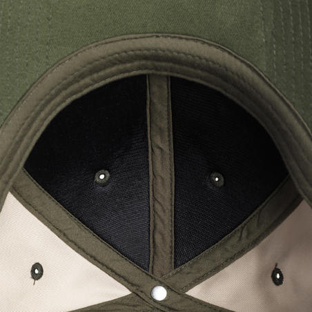 A100 Breathable Hunting Cap - Forest Camo