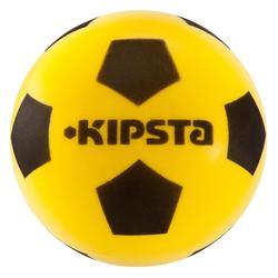 Balón de fútbol Espuma 300 talla 4 amarillo negro