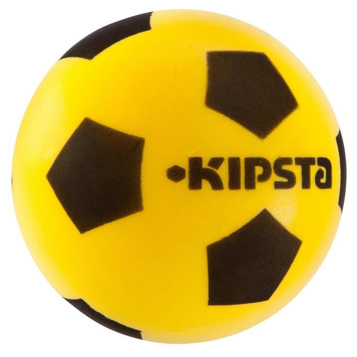 Fußball Foam 300 Schaumstoff Größe4 gelb/schwarz