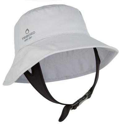 CHAPEAU surf anti UV Adulte Gris