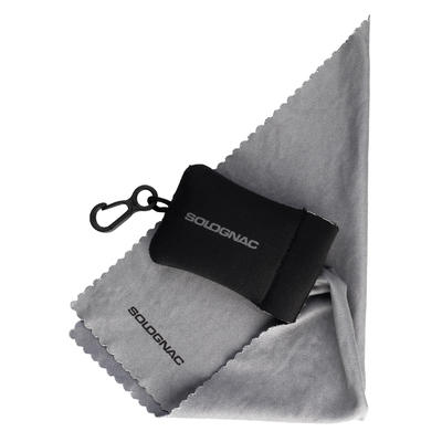 NON-SCRATCH CLOTH FOR CLEANING BINOCULARS