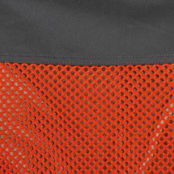 Chaleco Bal Trap Solognac 100 Naranja Gris