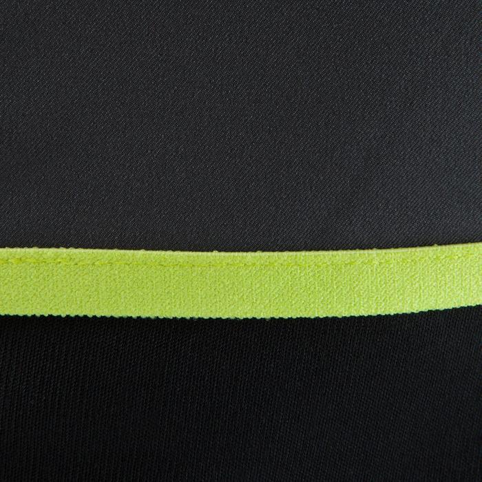 Sweat 1/2 zip d'entrainement de football enfant T500 - 1064977