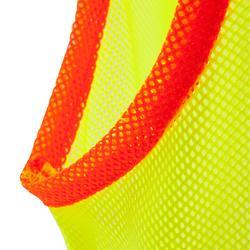 Colete de Desportos Coletivos Criança Amarelo