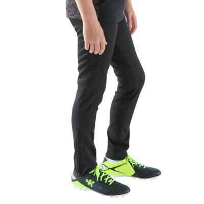 מכנסי כדורגל TP500 לילדים - שחור