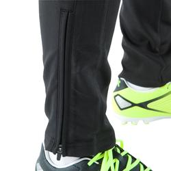 Pantalon d'entraînement de football enfant TP500 noir
