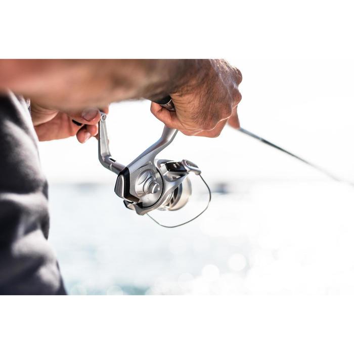 Moulinet light pêche au lancer BAUXIT 3000 X - 1065049